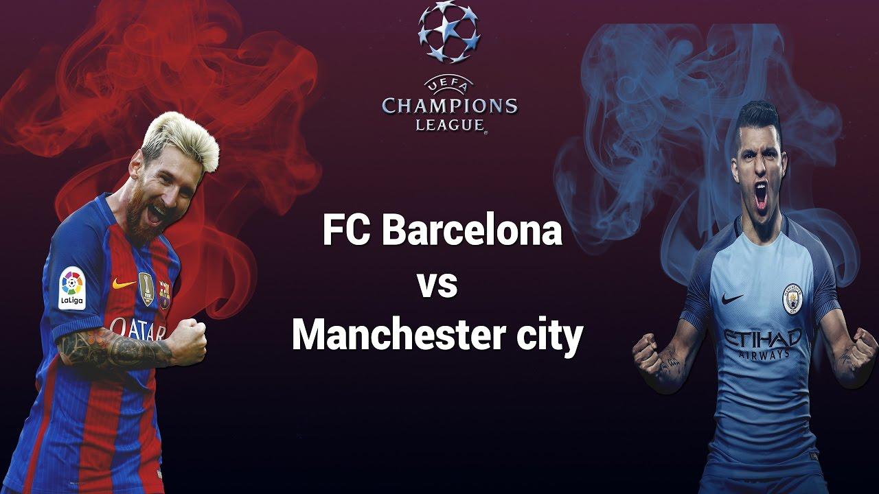 champions manchester city barcelona