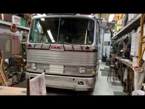 Repeat GM MCI bus RV Conversion Tours by Bus Grease Monkey - You2Repeat