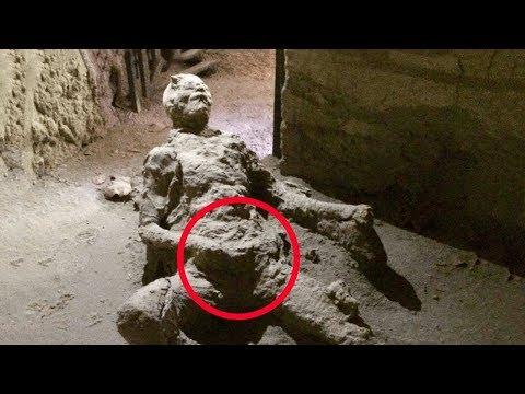 Arkeologların Şimdiye Kadar Bulduğu 7 Utanç Verici Şey