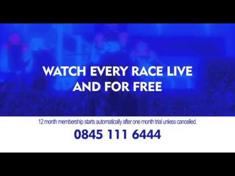 Watch Every Race Live On Racing TV