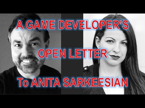 A Game Developer's Open Letter to Anita Sarkeesian