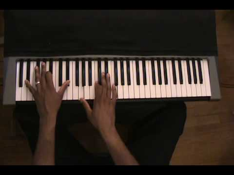 The Best In Me Marvin Sapp Piano Tutorial Phat Chords Part1