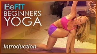 befit beginners yoga  youtube