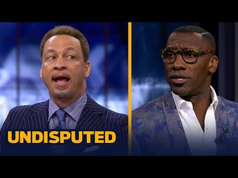 Chris Broussard on Melo: 'He may go out like AI' | NBA | UNDISPUTED thumbnail