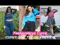 CASUAL & FANCY FITS FOR CURVY GIRLS | Fashion Nova Curve Try On Haul