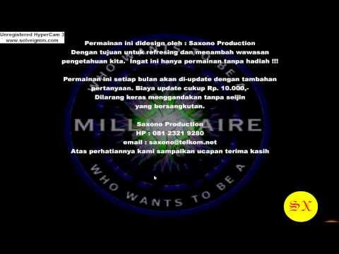 cheat milioner indonesia