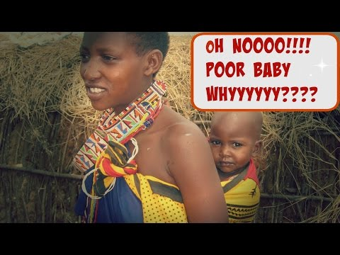 Why Do African Women Carry Babies On Their Back?