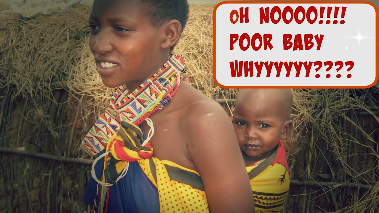 Why Do African Women Carry Babies On Their Back Youtube