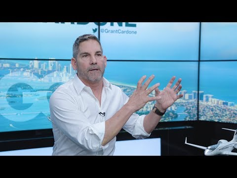Advice for All Veterans in Transition - Grant Cardone