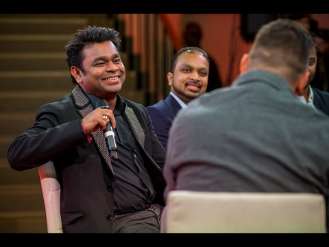 a r rahman Launches Ideal Entertainment Production Company l Full Event l