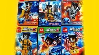 Lego Marvel Superheroes X Men 2 Wolverine IQ Blocks Bootleg Review