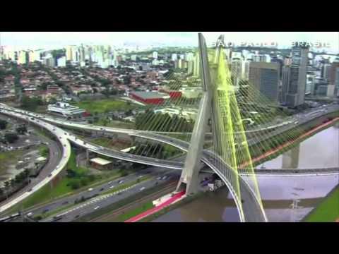 Cidade de São Paulo - Brasil HD
