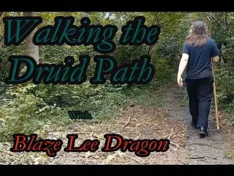 Walking the Druid Path - Introductory video