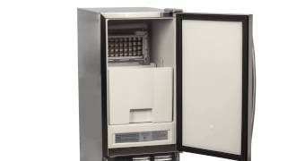 EdgeStar Outdoor Undercounter Clear Ice Maker- OIM450SS Thumbnail