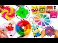 10 DIY paper fidget toys Ideas I 10 ИДЕЙ Антистресс игрушек-непосед из бумаги Своими руками видео
