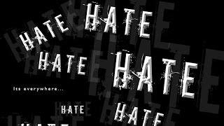 Видео полное ненависти. С большой буквы Н.