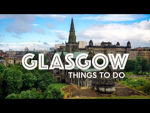 ONE DAY IN GLASGOW - Scotland