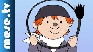 Gryllus Vilmos: Maszkabál - Kéményseprő (gyerekdal, mese, rajzfilm gyerekeknek) | MESE TV