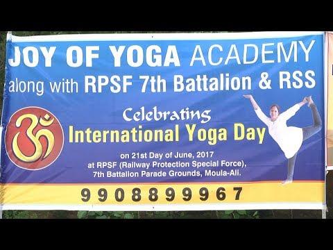 Joy of Yoga -Yogaday 2017