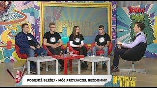Westerplatte Młodych: Podejdź bliżej - mój przyjaciel bezdomny (28.12.2018)