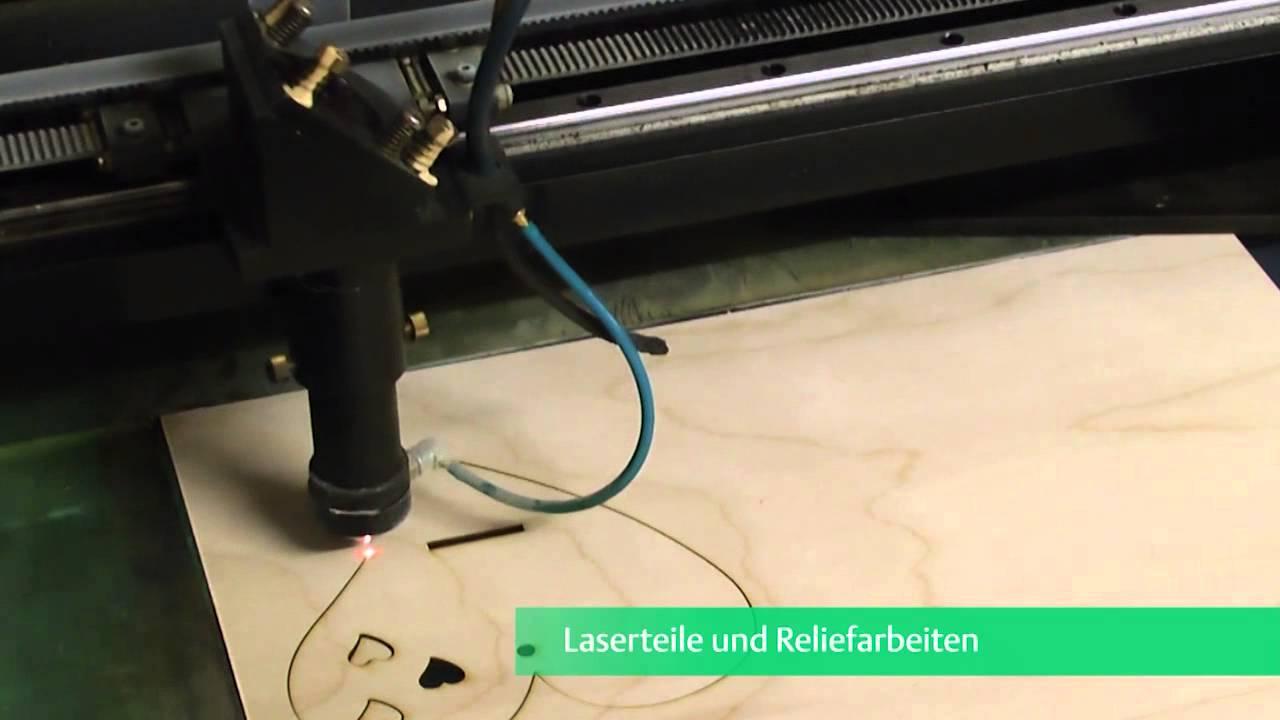 weiss holz laser holz laser bearbeitung youtube. Black Bedroom Furniture Sets. Home Design Ideas