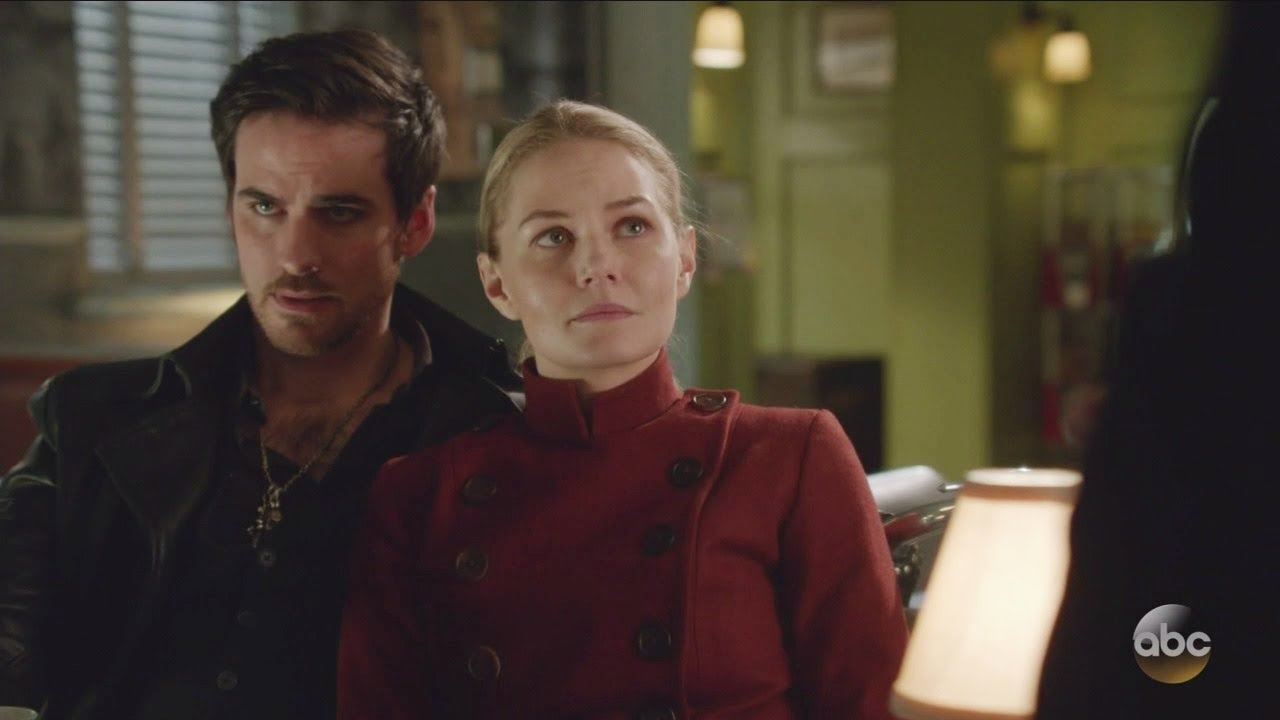 Once Upon A Time Love Story: Emma And Hook (HD)