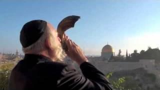 Yom Kippur 2019  L'Shana Tovah: Jerusalem Shofar at Sunrise