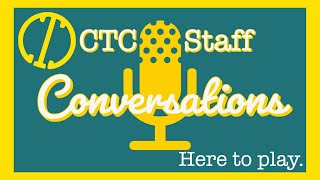 CTC Staff Conversations - Sophie Pearson - Assistant General Manager