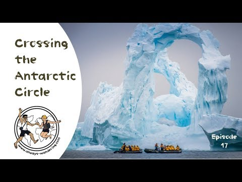 Crossing the Antarctic Circle via the Falklands & South Georgia