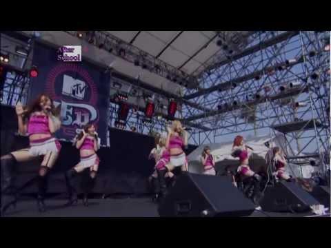 AfterSchool - Let's do it + Bang(Japanese Ver.) - Japan Live