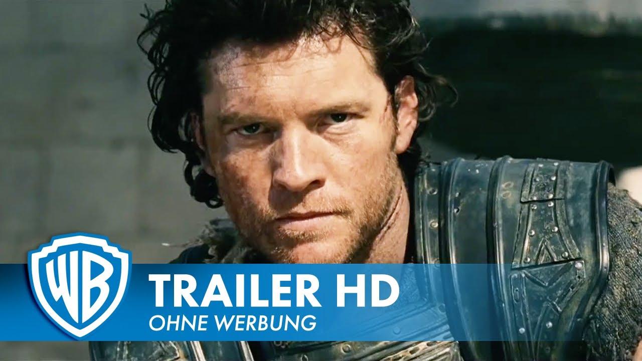 ZORN DER TITANEN (Wrath Of The Titans) - offizieller Trailer #1 deutsch HD
