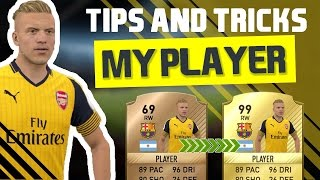 One of BFordLancer48's most viewed videos: FIFA 17 PLAYER CAREER MODE - HOW TO BECOME A 90 RATED PLAYER (FAST AND EASY)