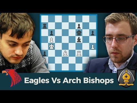 PRO Chess League Semifinals: Armenia Eagles Vs Saint Louis Arch Bishops