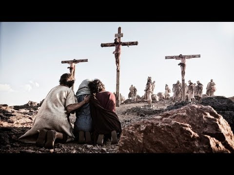 Jesus Cristo Filme - Os dois ladrões