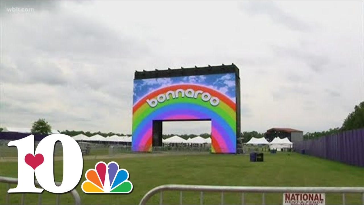 Bonnaroo 2021 canceled due to 'waterlogged' festival grounds from ...