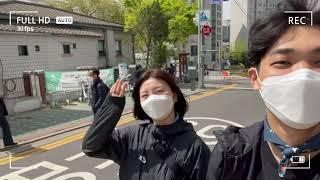 [4월]인왕산 등산⛰(날다람쥐 탄생 )