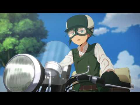 キノの旅 -the Beautiful World- the Animated Series PV 第1弾/ Kino's Journey