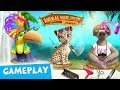 Crazy Tropical Makeovers! Jungle Animal Hair Salon Gameplay | TutoTOONS Cartoons & Games for Kids