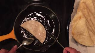 how to make traditional Mexican hard taco shells