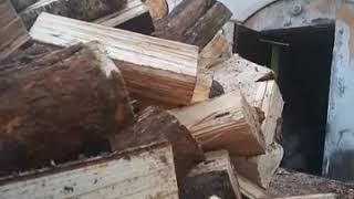 Порно на дровах