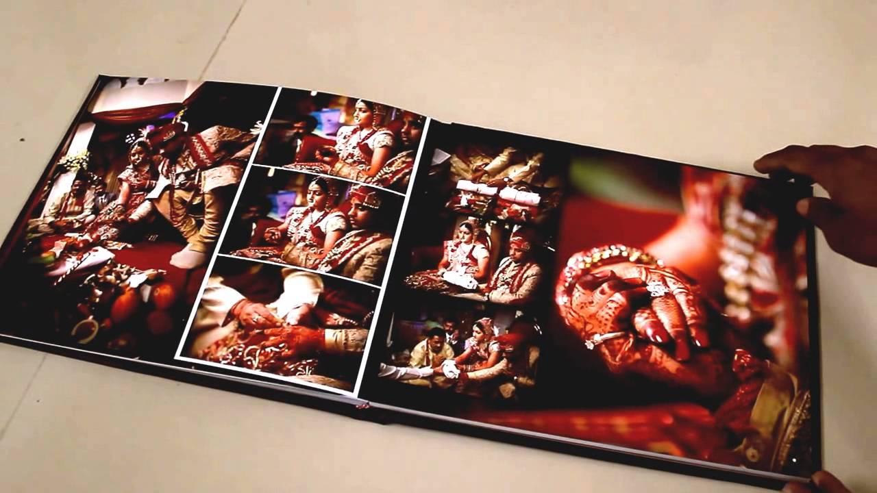 candid karizma album sample  silverline photography