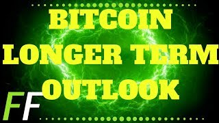 ✅ BITCOIN PRICE TECHNICAL ANALYSIS - LONGER TERM OUTLOOK