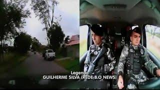 Trabalho do Batalhão de CHOQUE em Curitiba. É de ARREPIAR!