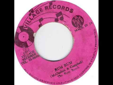 The Rum Bunch - Rum rum (Village Records 1975)