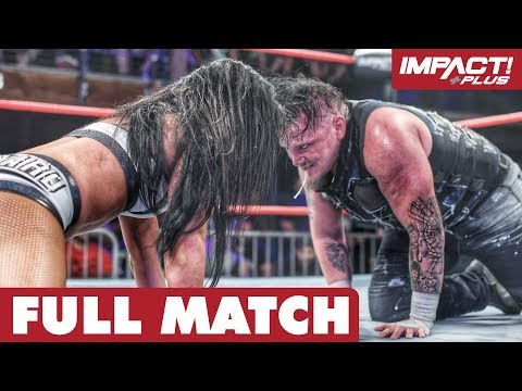 Tessa Blanchard Vs Sami Callihan: FULL MATCH (Unbreakable 2019) | IMPACT Wrestling Full Matches