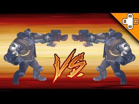 BOB vs BOB Pokemon Showdown! Overwatch Funny & Epic Moments 763 thumbnail