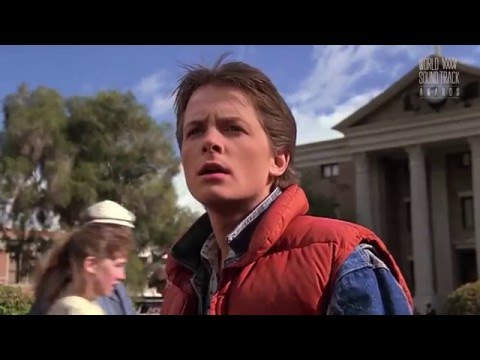 World Soundtrack Awards 2015 - Back To The Future by Alan Silvestri