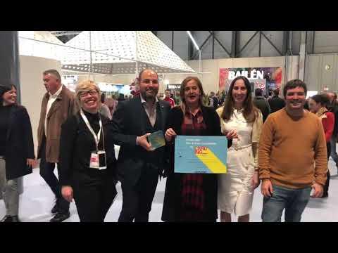 """Premian A Diputación de Pontevedra pola campaña """"Fame de experiencias"""""""