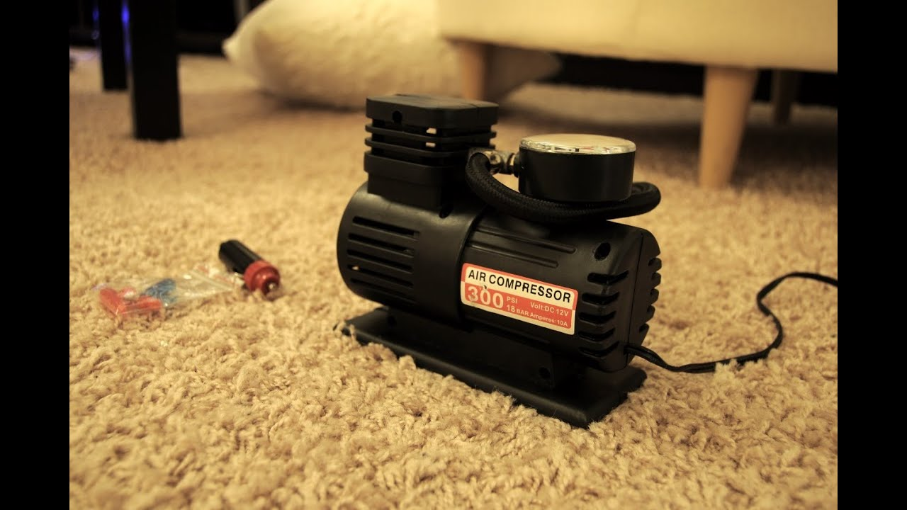 10 12v Air Compressor Fast Review Safety Amp Project
