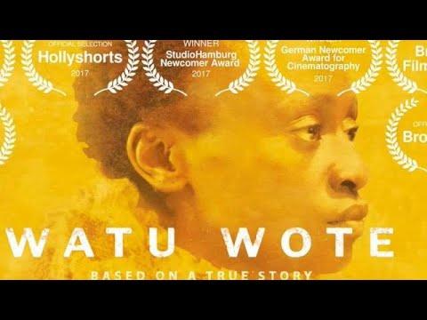"""Kenya's Oscar nominee """"Watu Wote: All of us"""" premieres in Nairobi"""
